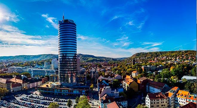 Недвижимость в Йене