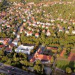 Район Kernberge в Йене