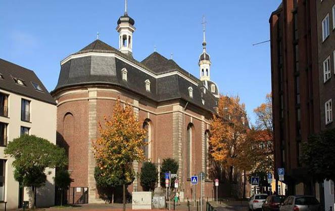Церковь святого максимилиана