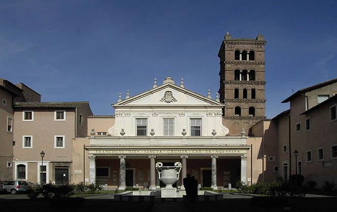 Храм святой цецилии