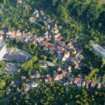 Район Lichtenhain (Лихтенхайн) в Йене