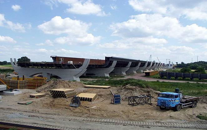 История строительства судоходного моста
