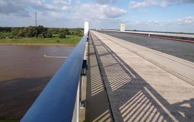 Посещение магдебургского моста