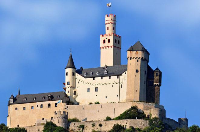 Крепость в Германии