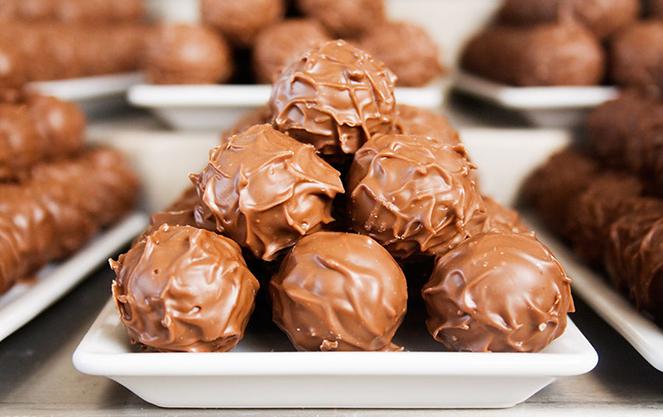 Шоколадные традиции кёльна