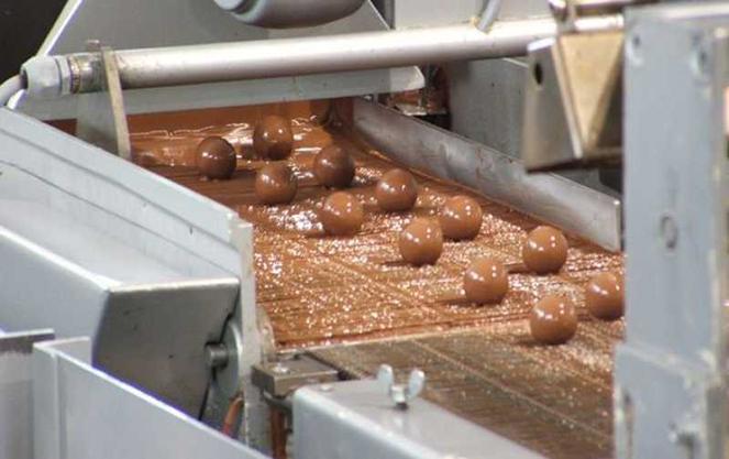 Фабрика по производству шоколада