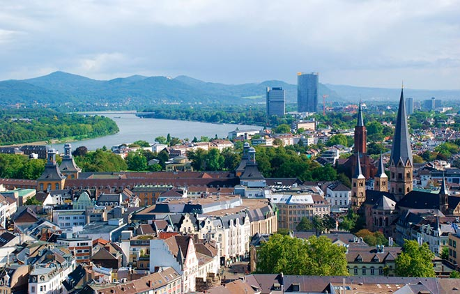 Недвижимость в Бонне