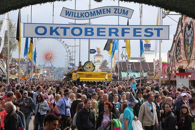 Фестиваль октоберфест