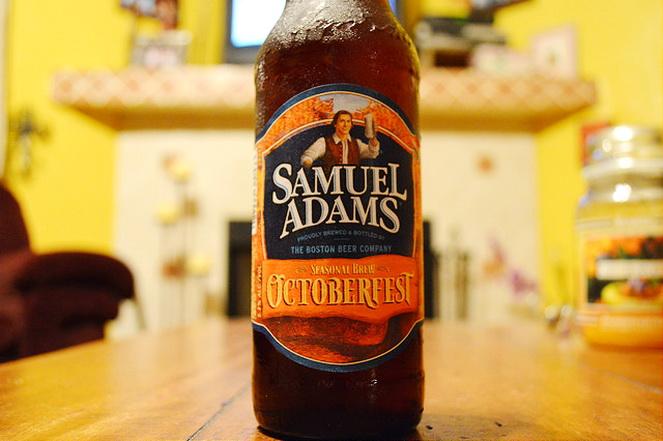 Пиво на октоберфесте