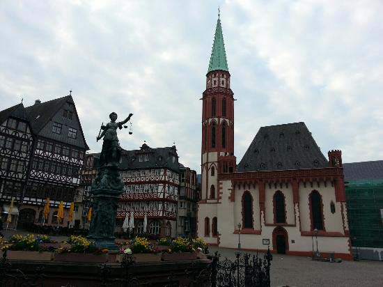 Old Nicholas Church (Alte Nikolaikirche)