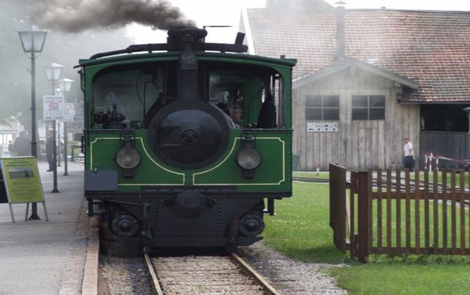 Старинные железные дороги баварии