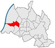 Район Мюльбург в Карлсруэ