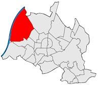 Район Книлинген в Карлсруэ