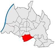 Район Rüppurr в Карлсруэ