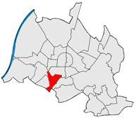 Район Beiertheim-Bulach в Карлсруэ