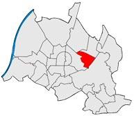 Район Ринтхайм в Карлсруэ