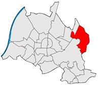 Район Грётцинген в Карлсруэ