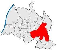 Район Дурлах в Карлсруэ