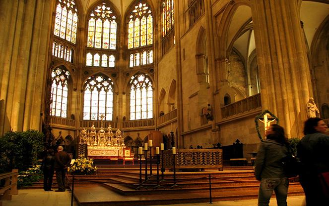 Хоровая капелла собора