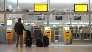 Регистрация в аэропортах