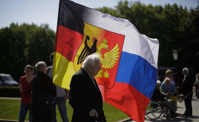 Жизнь русских пенсионеров в Германии