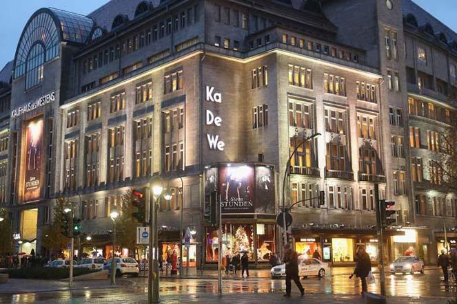 Шопинг в Берлине: 5 лучших мест для шопинга