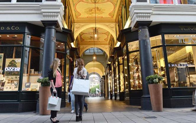 Увлекательный шоппинг