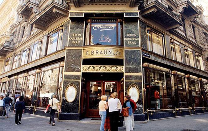 Лучшие места для шоппинга в гамбурге