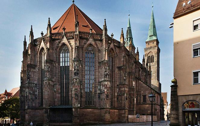 Церковь святого себальда
