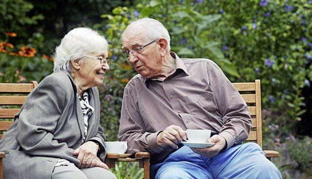 Пенсионеры заграницей
