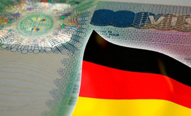 Вызов из германии для россиян