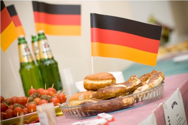 Еда в Германии