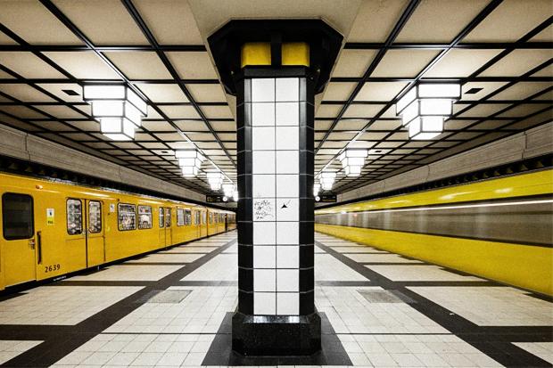 Немецкое метро
