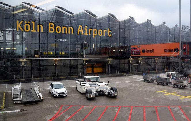 Аэропорт Бонн/Кельн