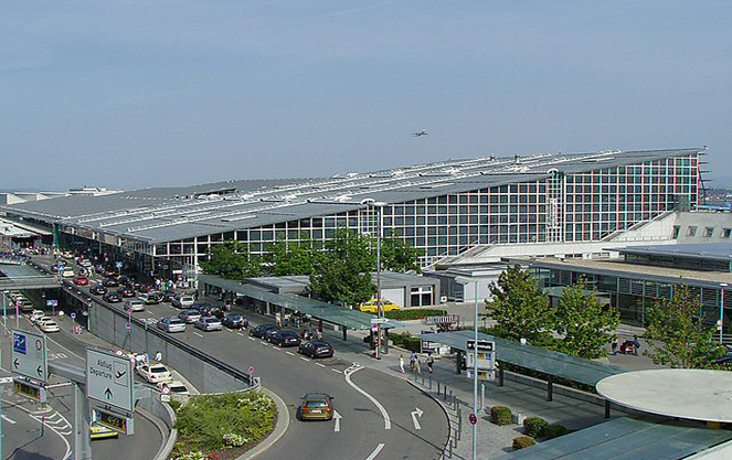Аэропорт города Штутгарта
