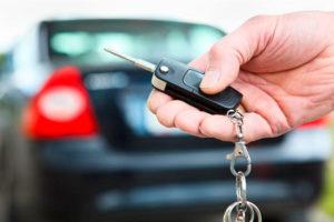 как арендовать машину в США