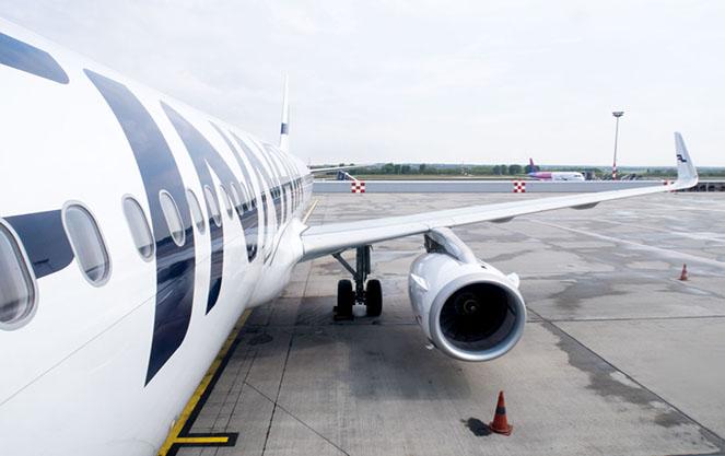 История Finnair