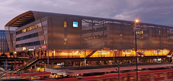 Автовокзал в Мюнхене