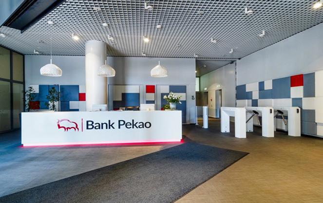 Офис банка пекао