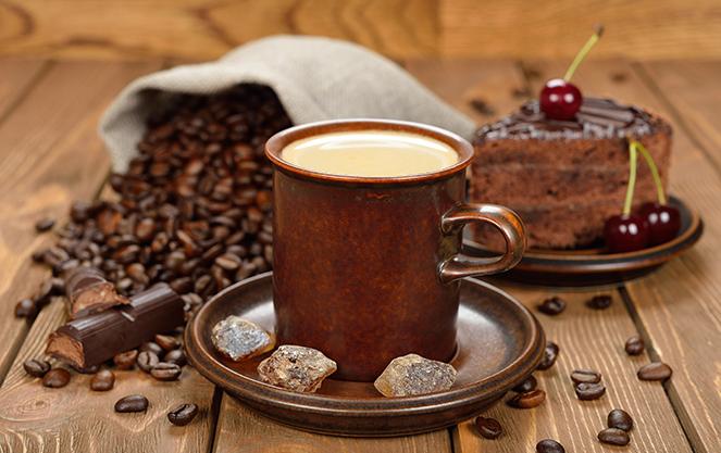 Баварский кофе