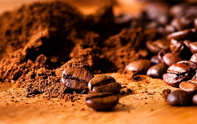 Кофейные зерна для баварского кофе