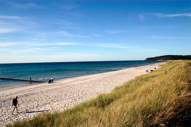 Немецкие пляжи
