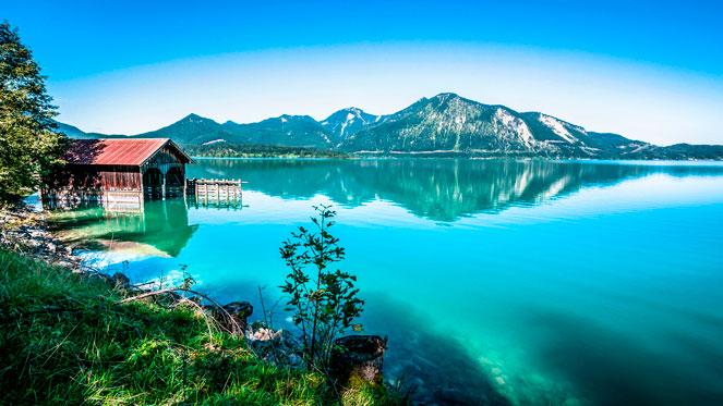 Озера в Германии
