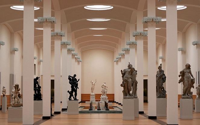 Берлинская картинная галерея