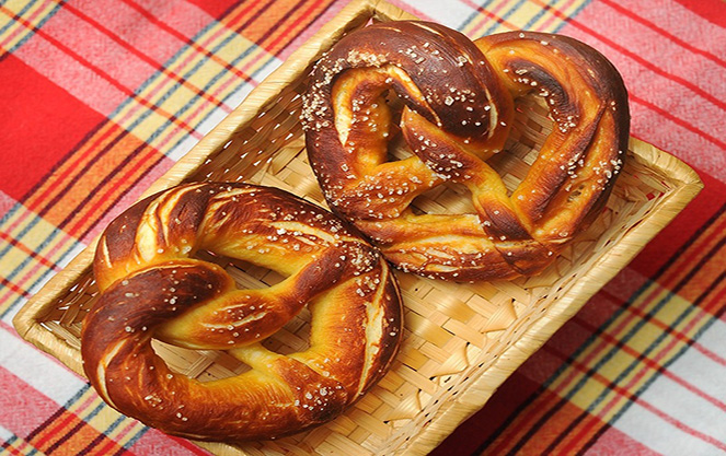Рецепт приготовления брецеля nussbrezel