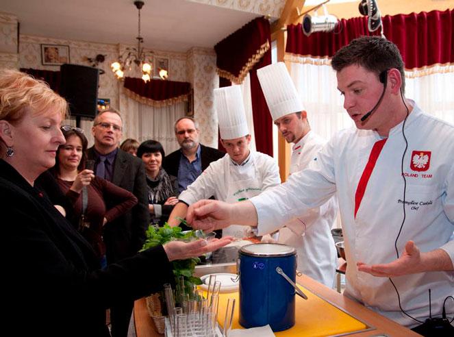 Гастрономический бизнес в Польше