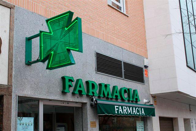 Аптеки и парааптеки в Испании