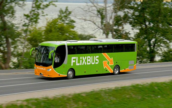 FlixBus автобусная компания