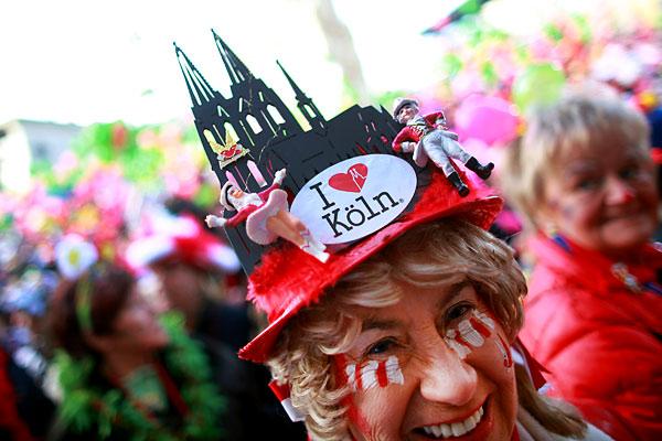 Как попасть на Кельнский карнавал