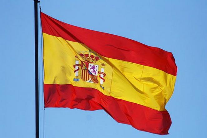 Национальный флаг Испании
